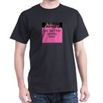 Latex Lover Black T-Shirt