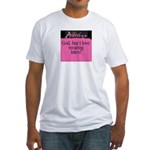 Latex Lover Fitted T-Shirt