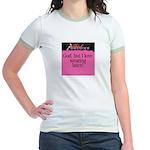 Latex Lover Jr. Ringer T-Shirt