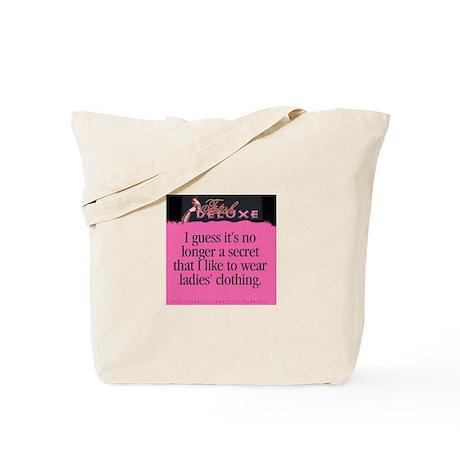 Secret Crossdresser Tote Bag