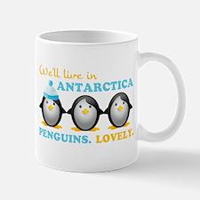 Penguins.Lovely. Mug