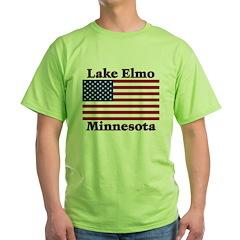 Lake Elmo Flag T-Shirt
