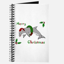 Christmas Dolphin Journal