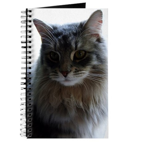 Maine Coon Cat Journal
