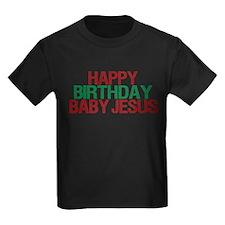 Happy Birthday Baby Jesus T