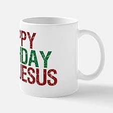 Happy Birthday Baby Jesus Mug