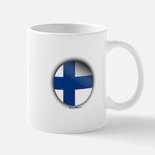 Finland - Heart Mug