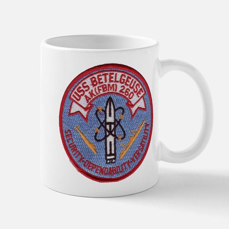 USS BETELGEUSE Mug