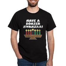 Bonzer Kwanzaa - Black