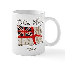 Older Navy Mug