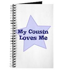 My Cousin Loves Me Journal