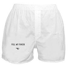 Pull My Finger 2 Boxer Shorts