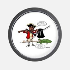Obama Cannot Tell The Truth Wall Clock
