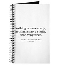 Winston Churchill 17 Journal