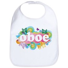 Retro Burst Oboe Bib