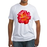 Red Hot Fitted T-Shirt