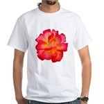 Red Hot White T-Shirt