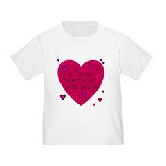 Chinese New Year Toddler T-Shirt