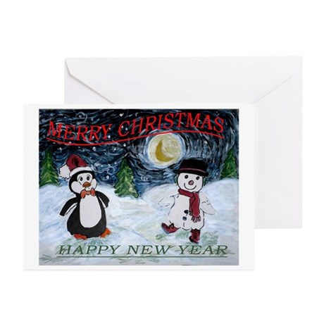 Christmas Wishes Greeting Cards (Pk of 10)