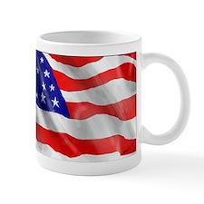 Old Glory Small Mug