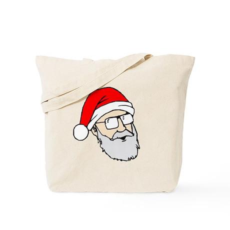 Santa Dan Tote Bag