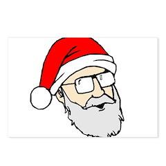 Santa Dan Postcards (Package of 8)