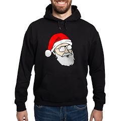 Santa Dan Hoodie (dark)