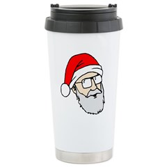 Santa Dan Travel Mug