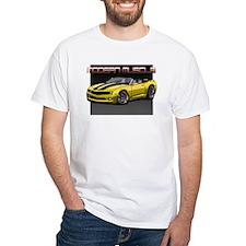 2010 Yellow Camaro Shirt