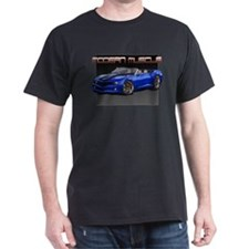 2010 Blue Camaro T-Shirt