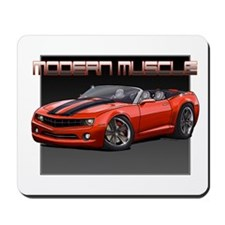 2010 Camaro Mousepad