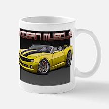 2010 Yellow Camaro Mug