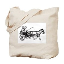 Pony and trap Tote Bag