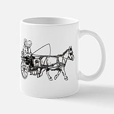 Pony and trap Mug