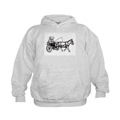 Pony and trap Kids Hoodie