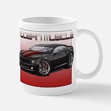 2010 Black Camaro Mug