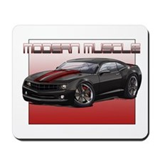 2010 Black Camaro Mousepad