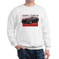 2010 Black Camaro Sweatshirt