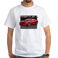 2010 Red Camaro Shirt