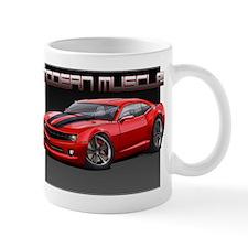 2010 Red Camaro Mug