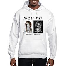 Faces of Catnip Hoodie