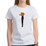 video head Women's T-Shirt