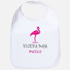 Riviera Maya, Mexico Baby Bib
