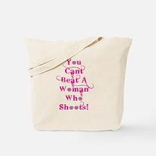 Domestic Violence Self Defens Tote Bag