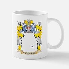 Osbourne- Family Crest - Coat of Arms Mugs