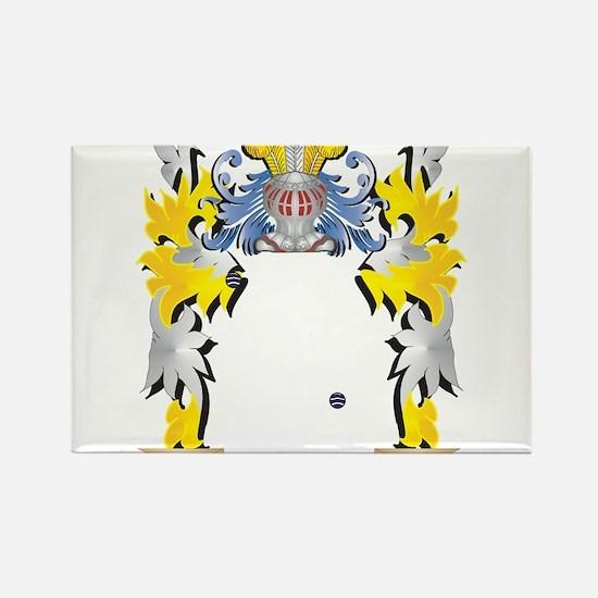 Osbourne- Family Crest - Coat of Arms Magnets