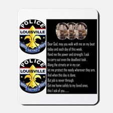 LMPD Prayer Mousepad