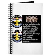 LMPD Prayer Journal