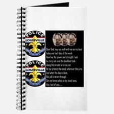 LMPD Prayer Journal