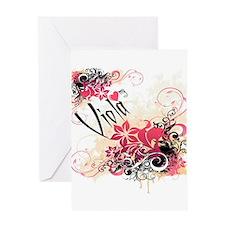 Heart My Viola Greeting Card